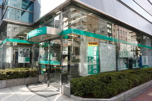 りそな銀行本郷支店の写真素材 [FYI01478108]