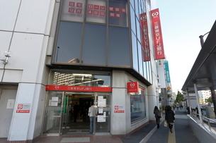 三菱東京UFJ銀行春日町支店の写真素材 [FYI01478659]