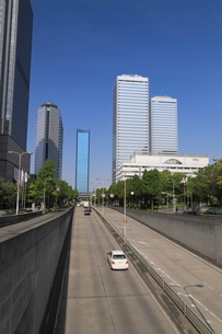 大阪ビジネスパーク OBPの写真素材 [FYI01479011]