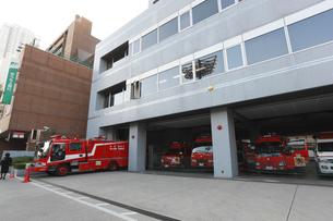東京消防庁豊島消防署の写真素材 [FYI01479202]