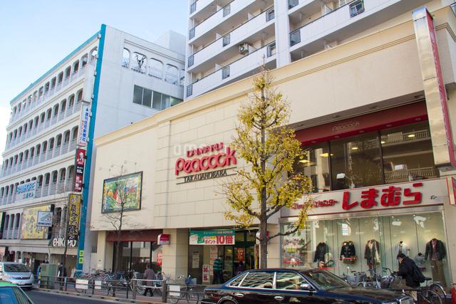大丸ピーコック高田馬場店の写真素材 [FYI01479327]