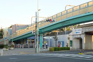 八坂駅の写真素材 [FYI01479812]