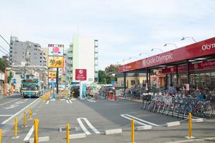 サイクルオリンピック保谷店の写真素材 [FYI01480313]
