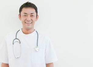医師のポートレートの写真素材 [FYI01480549]