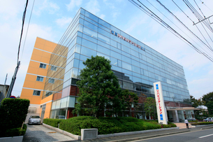 蒲田リハビリテーション病院の写真素材 [FYI01482792]