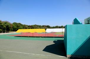 大井ふ頭中央海浜公園スポーツの森 陸上競技場の写真素材 [FYI01483110]