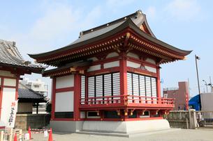 羽田神社 神楽殿の写真素材 [FYI01483154]