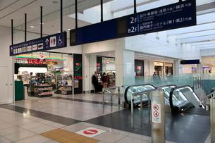 セブンイレブン 京急ST羽田空港国際線ターミナル店の写真素材 [FYI01483605]