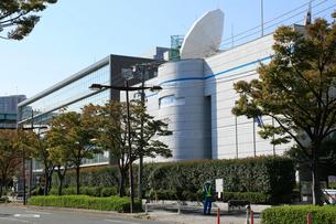 株式会社WOWOW 放送センターの写真素材 [FYI01483625]