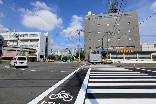 TSUTAYA 品川シーサイド店の写真素材 [FYI01484247]