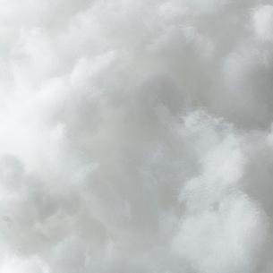 白い綿の背景の写真素材 [FYI01484767]