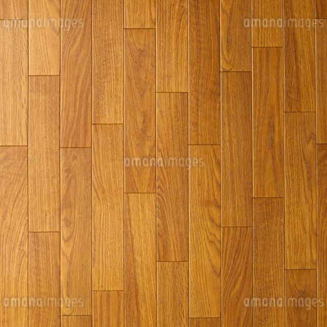フローリングの木材の背景の写真素材 [FYI01484955]