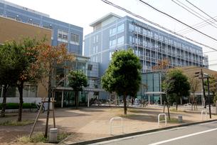 社会保険蒲田総合病院の写真素材 [FYI01484980]