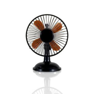 クラシックな扇風機の写真素材 [FYI01485164]