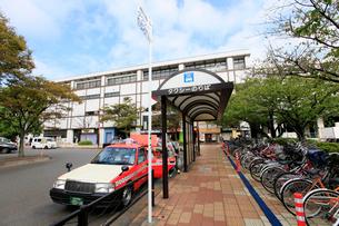 新木場駅前 タクシー乗り場の写真素材 [FYI01485889]