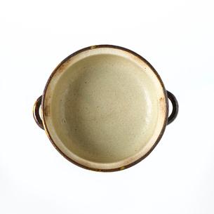 真上から見た鍋の写真素材 [FYI01487193]