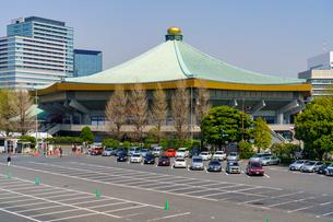日本武道館の写真素材 [FYI01488358]