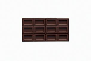 板のチョコレートの写真素材 [FYI01488645]