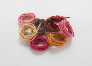 カラフルな手芸用の糸の写真素材 [FYI01488657]