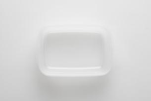 プラスチックの器の写真素材 [FYI01488664]