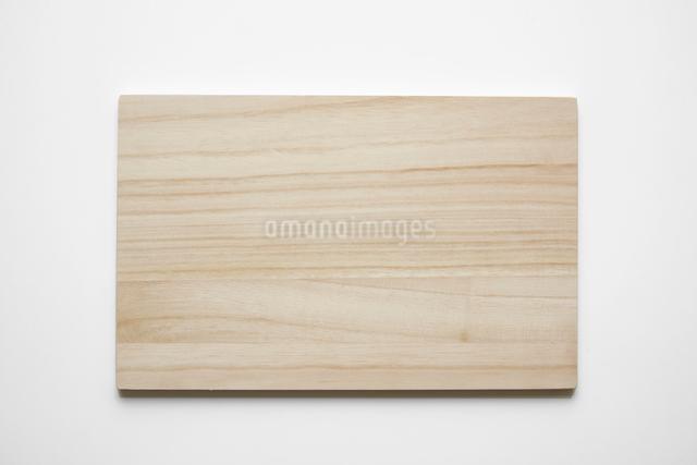 上から見たまな板の写真素材 [FYI01489018]