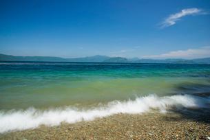 十和田湖の写真素材 [FYI01490674]