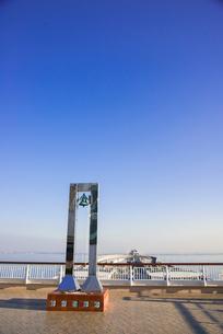 東京湾アクアライン海ほたるの写真素材 [FYI01492042]
