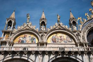 サン・マルコ大聖堂の写真素材 [FYI01493408]