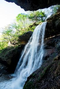 雷滝の写真素材 [FYI01493660]