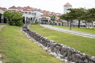 沖縄県平和祈念公園沖縄県平和祈念資料館の写真素材 [FYI01494001]