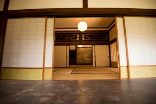 東京国立博物館 九条館の写真素材 [FYI01494043]