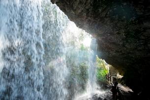 雷滝の写真素材 [FYI01494233]