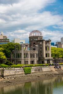 原爆ドームの写真素材 [FYI01494932]