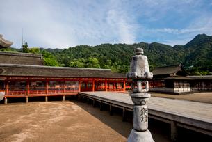厳島神社の写真素材 [FYI01495061]