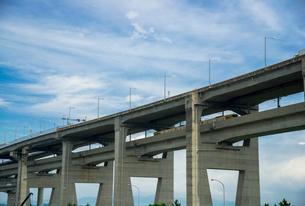 与島PAより瀬戸大橋・瀬戸大橋線の写真素材 [FYI01495994]