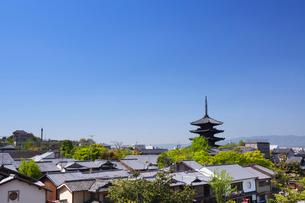 京都市街の写真素材 [FYI01496596]