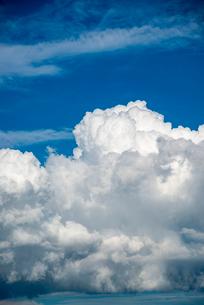 積乱雲の写真素材 [FYI01497271]