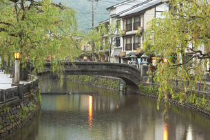 城崎温泉の写真素材 [FYI01498477]