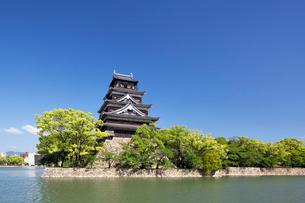 広島城の写真素材 [FYI01498715]