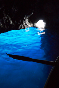 青の洞窟の写真素材 [FYI01499538]