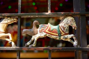 馬の飾りの写真素材 [FYI01499835]