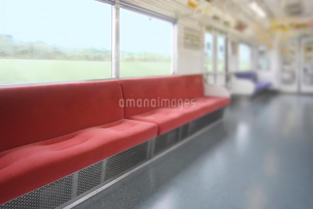 電車内の写真素材 [FYI01500106]
