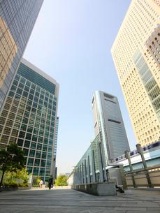 ビジネス街の写真素材 [FYI01500511]
