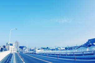 朝の街並みの写真素材 [FYI01500707]