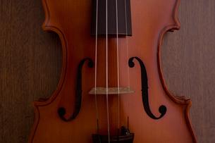 バイオリンの写真素材 [FYI01501437]
