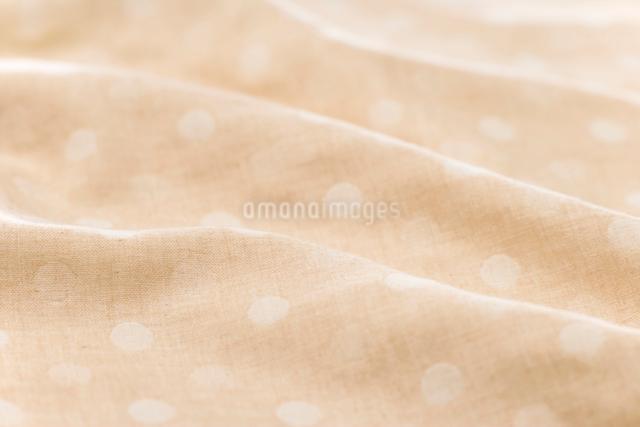 オーガニックコットンの布地の写真素材 [FYI01501445]