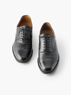 ビジネスマンの革靴の写真素材 [FYI01501456]