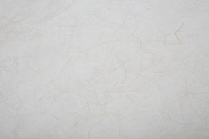 オフホワイトの和紙の写真素材 [FYI01501712]