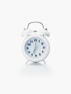 目覚まし時計の写真素材 [FYI01501736]
