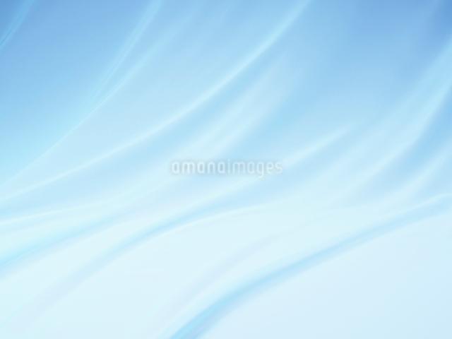 青の布バックの写真素材 [FYI01501813]